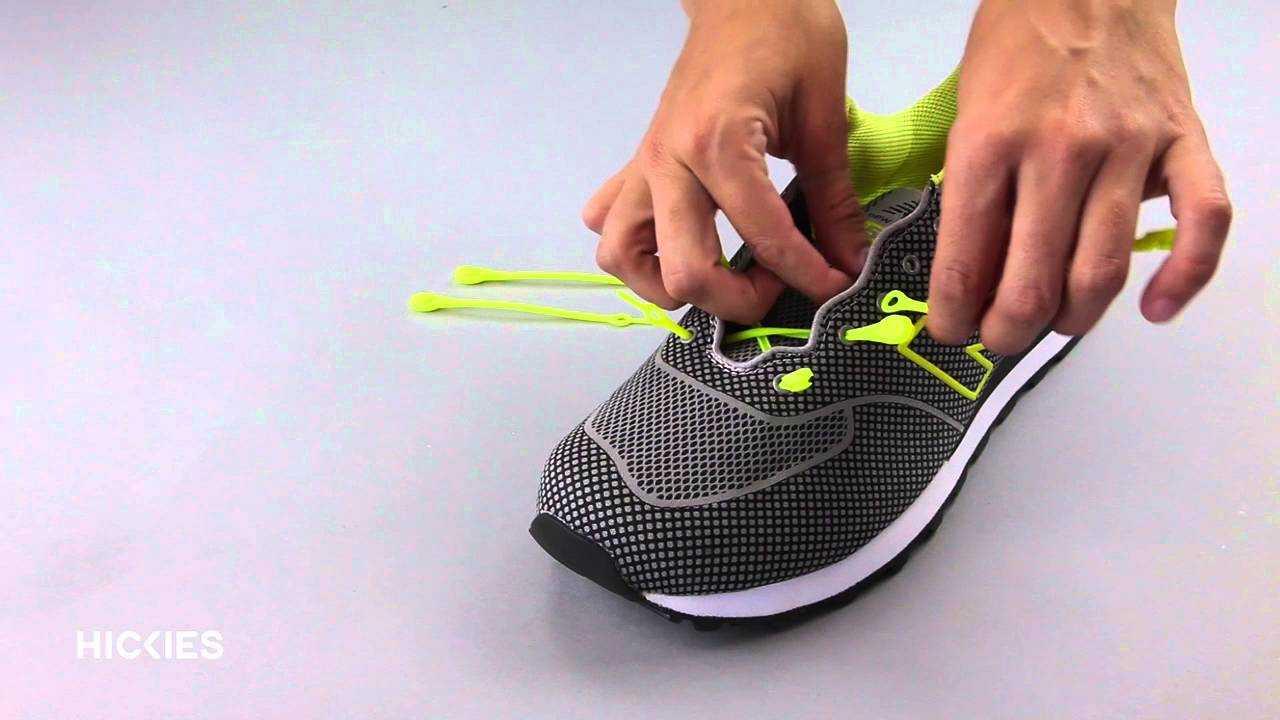 Sznurówki bez wiązania elastyczne sznurowadła Hickies (2)